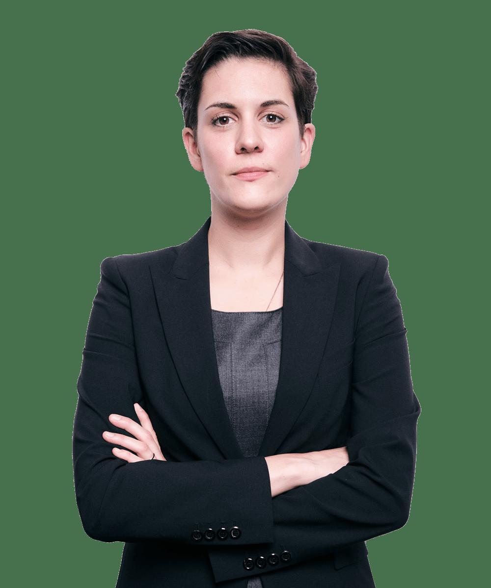 Geschäftsführerin von PEQURIS: Christina Reinhardt